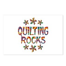Quilting Rocks Postcards (Package of 8)