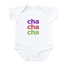 Cha Cha Cha Infant Bodysuit