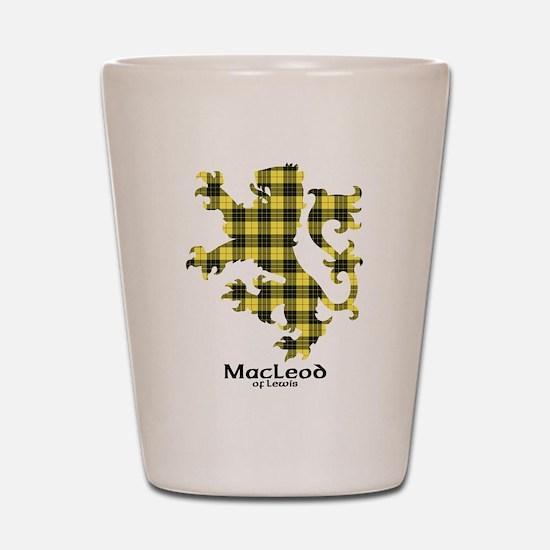 Lion-MacLeodLewis Shot Glass