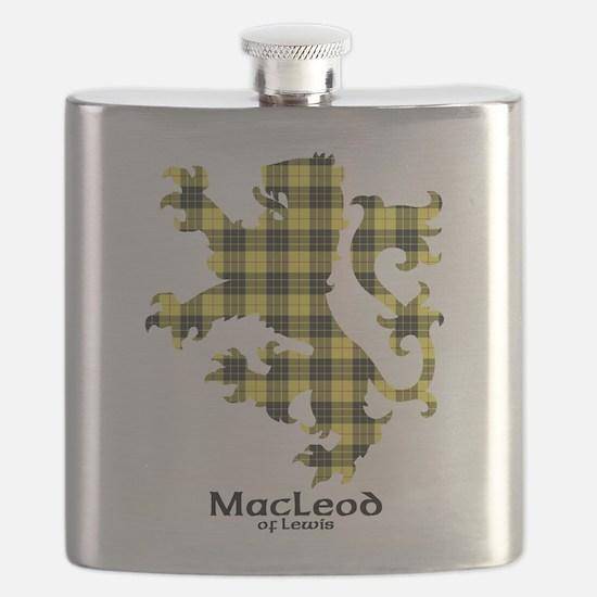 Lion-MacLeodLewis Flask
