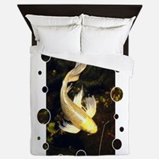 Koi Queen Duvet