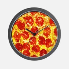 Pizzatime Wall Clock