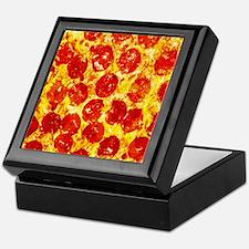 Pizzatime Keepsake Box