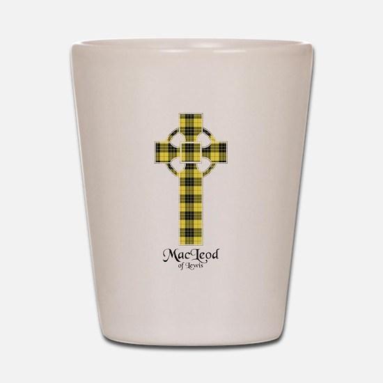 Cross-MacLeodLewis Shot Glass