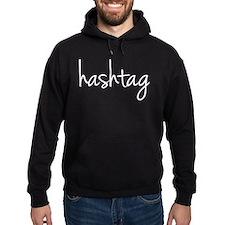 Funny Hashtag Hoodie