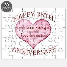 35th. Anniversary Puzzle