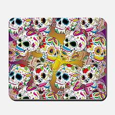 Sugar Skulls Mousepad