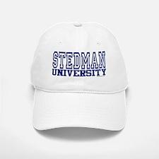 STEDMAN University Baseball Baseball Cap