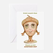 Just Another Nut Card Greeting Cards