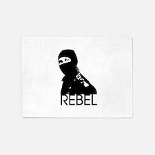 Rebel 5'x7'Area Rug