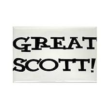 Great Scott 2 (black) Magnets