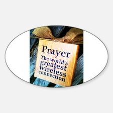 Religious Prayer Decal