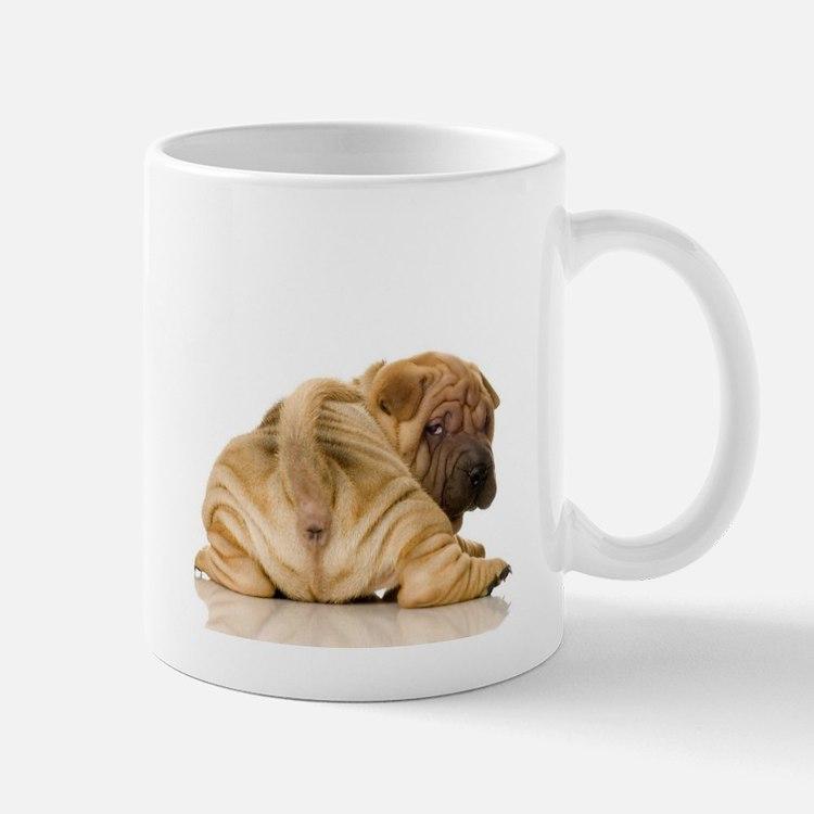 Sharpei Mugs