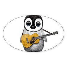 Penguin Guiatrist Bumper Stickers