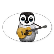 Penguin Guiatrist Stickers