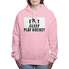 hockey46.png Women's Hooded Sweatshirt
