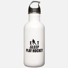 hockey46.png Water Bottle