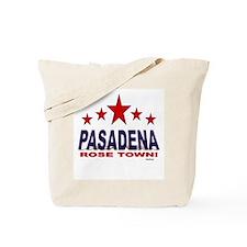 Pasadena Rose Town Tote Bag