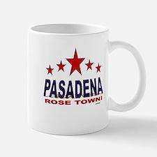 Pasadena Rose Town Mug