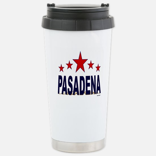 Pasadena Stainless Steel Travel Mug