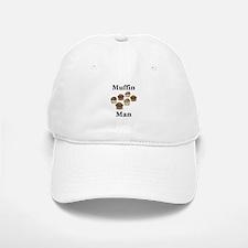 Muffin Man Baseball Baseball Cap