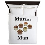 Muffin Man Queen Duvet
