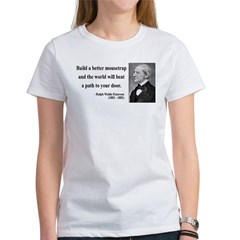 Ralph Waldo Emerson 8 Women's T-Shirt