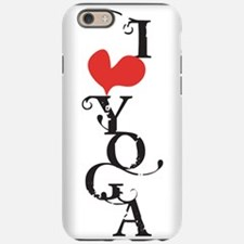 I Heart Yoga iPhone 6 Tough Case