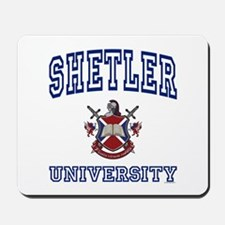 SHETLER University Mousepad