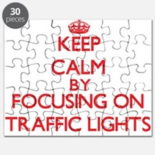 Keep Calm by focusing on Traffic Lights Puzzle