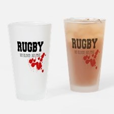 rugby113.png Drinking Glass