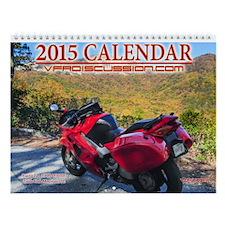 2015 Small Vfrd Wall Calendar