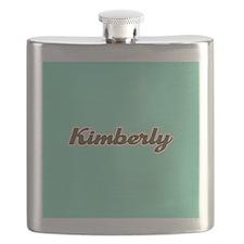 Kimberly Aqua Flask