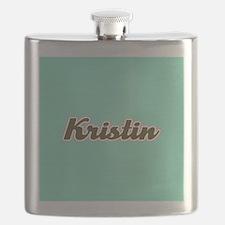 Kristin Aqua Flask