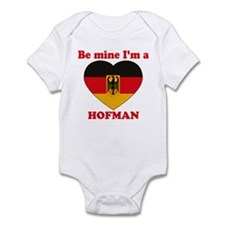 Hofman, Valentine's Day Infant Bodysuit