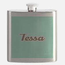 Tessa Aqua Flask