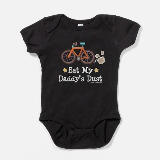 Cute Bicycle racing Baby Bodysuit