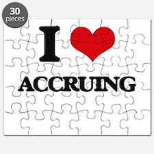 I Love Accruing Puzzle