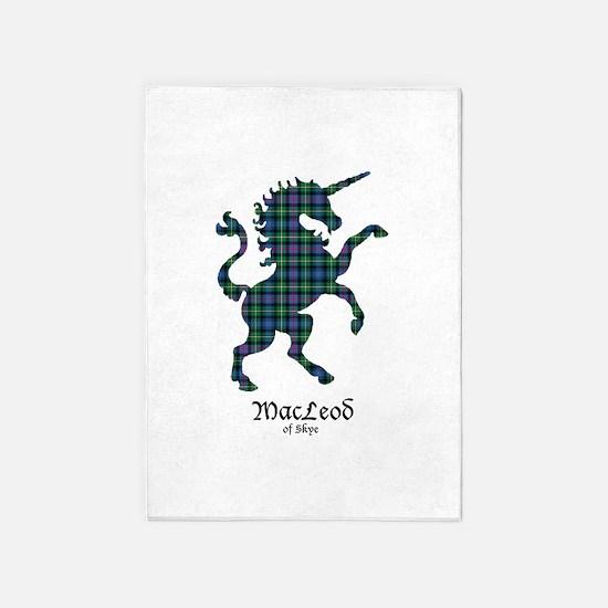Unicorn-MacLeodSkye 5'x7'Area Rug