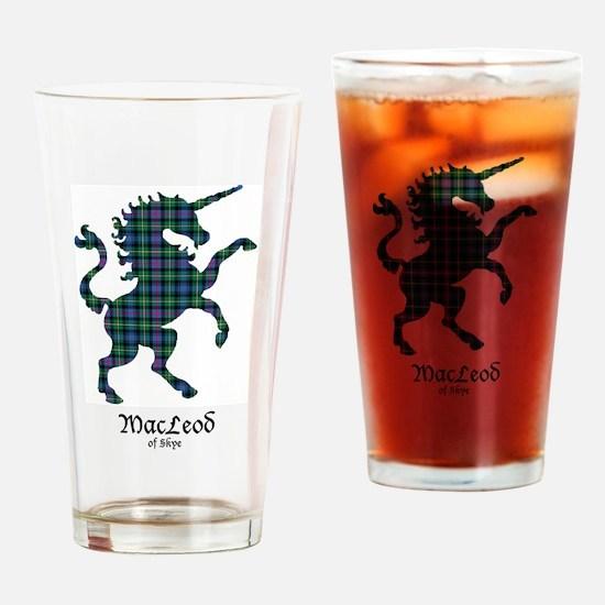 Unicorn-MacLeodSkye Drinking Glass