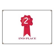 2nd Place Banner