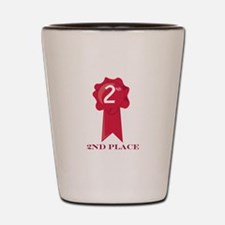 2nd Place Shot Glass
