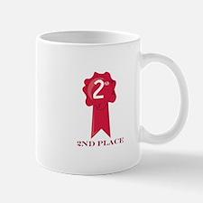 2nd Place Mugs