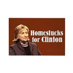 Homestucks For Clinton Magnets