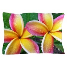 Maui Tropical Flower Pillow Case