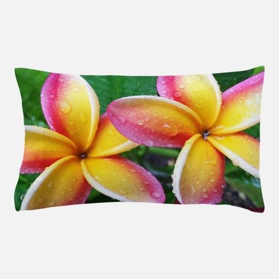 Maui Tropical Flower Pillow Case