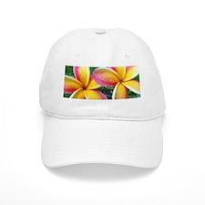 Maui Tropical Flower Baseball Baseball Cap