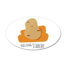 Feeling Starchy Wall Decal
