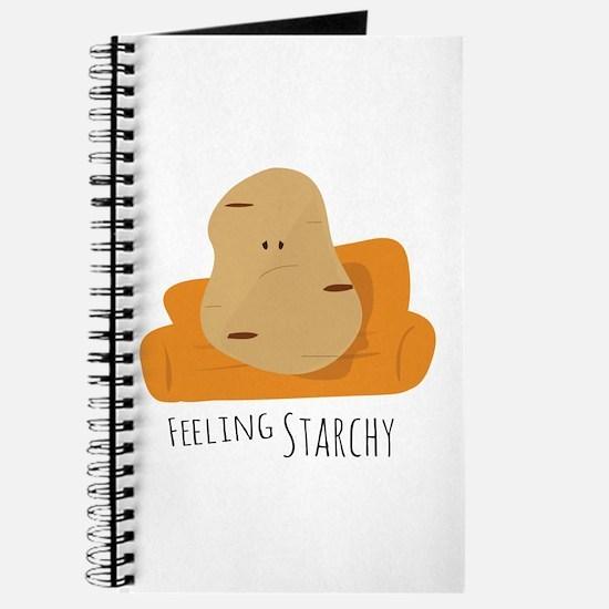 Feeling Starchy Journal