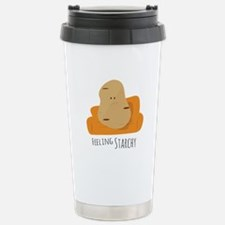 Feeling Starchy Travel Mug